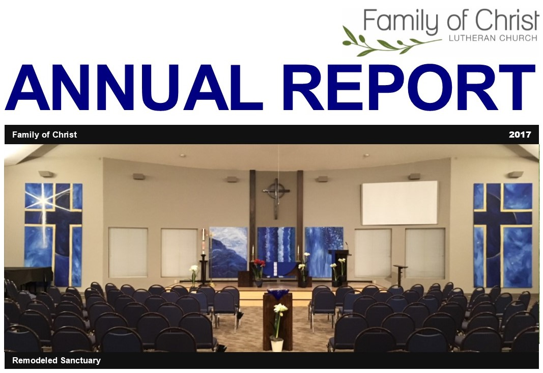 Annual Report 2017 front cover picture
