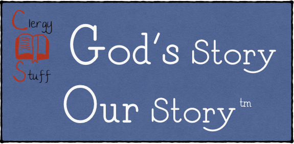 Gods story our story