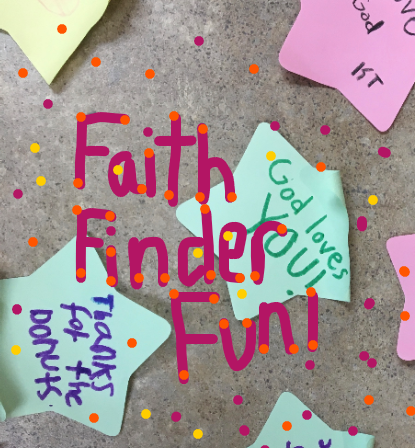 Faith Finders Fun